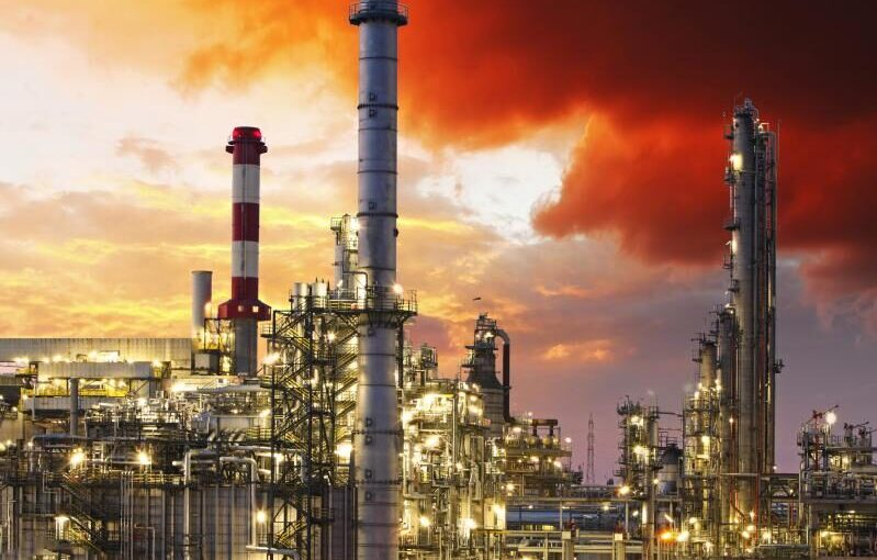 Downstream Stage of Petroleum Refining Process   CPV Manufacturing
